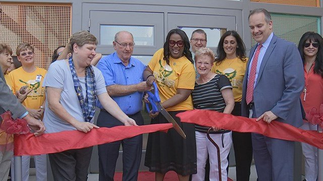 CCSD opened three schools on Aug. 10, 2018. (Brad Boyer/FOX5)