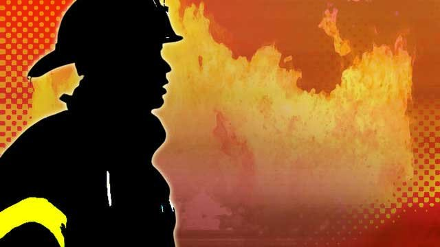 FD: Woman sets boyfriend's clothes ablaze in home