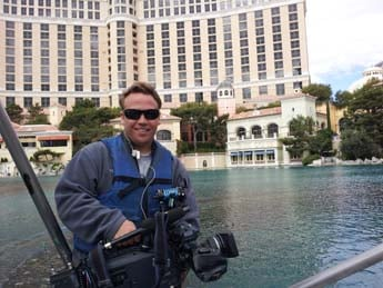 An astounding amount of work goes into maintaining The Fountains of Bellagio. (Stefanie Jay/FOX5)