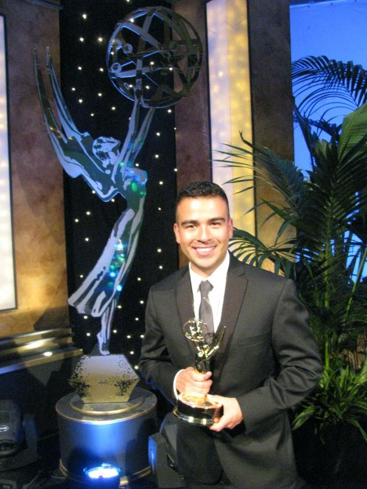 FOX5 multi-media journalist Christian Cazares won for his work that aired in the San Diego TV market.