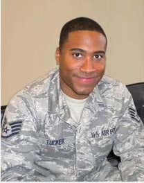 Staff Sergeant Antonio Tucker (Creech Air Force Base)