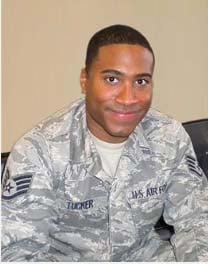Staff Sergeant Antonio Tucker (Creech Air Force Base)