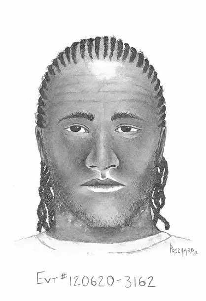Police released a composite sketch of an east Las Vegas sexual abuse suspect. (LVMPD)