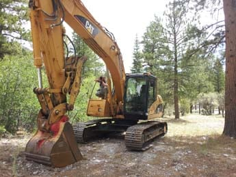 Major renovations will be made to Mount Charleston beginning Monday. (Les Krifaton/FOX5)