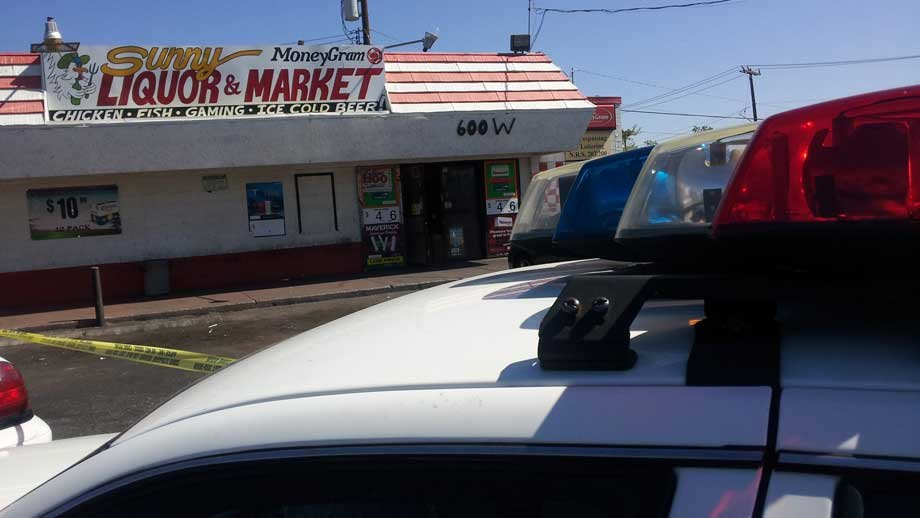 Investigators said the owner of the Sunny Market operated retail theft ring, acquiring stolen cigarettes, alcohol and other items. (Peter Dawson/FOX5)