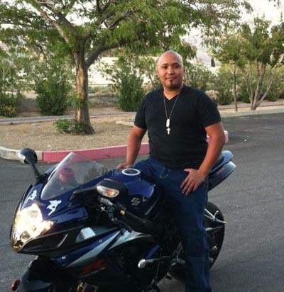 Jerby Reyes is thought to have lived near Far Hills Ave. and County Highway 215. (LVMPD)