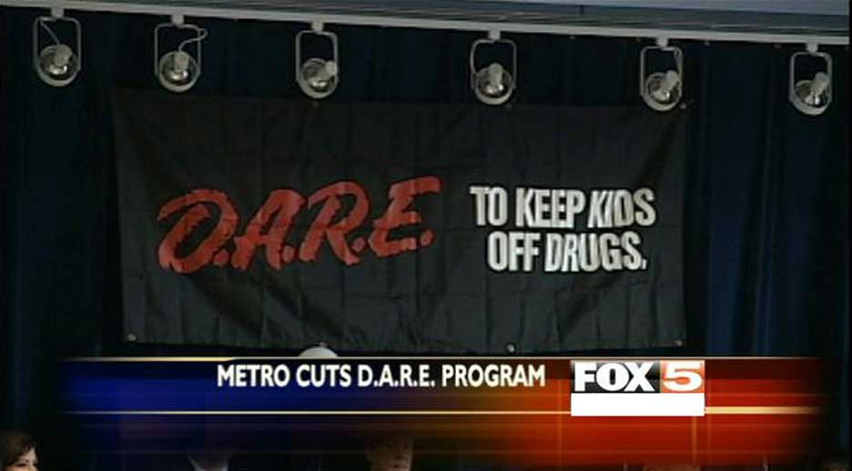 Metro confirms DARE program suspension - FOX5 Vegas - KVVU