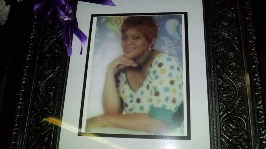A memorial service was held Aug. 31 for Beverly McFarlane, who died after a domestic disturbance. (Arron Healy/FOX5)