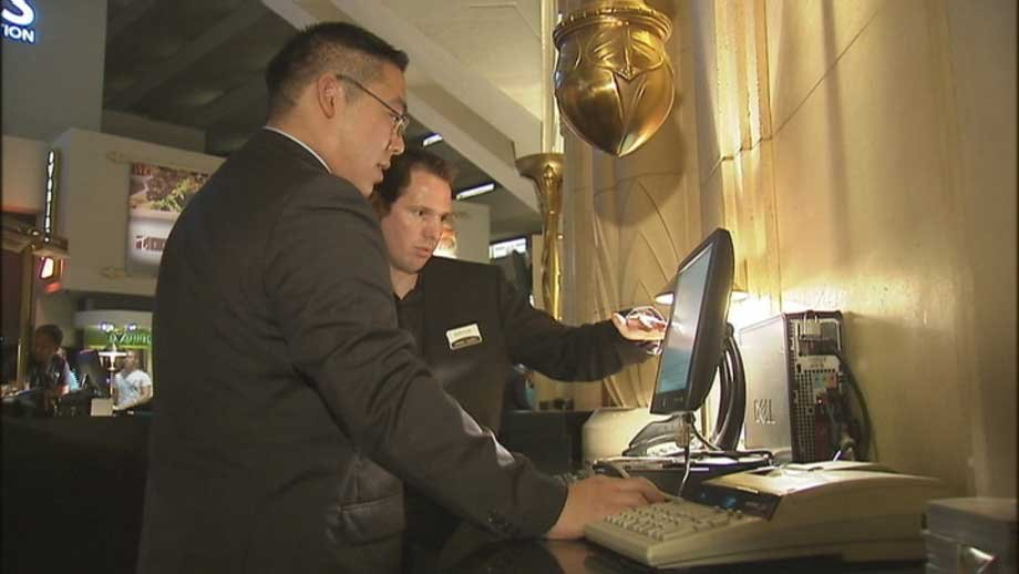 MGM Resorts &quot;Boots to Business&quot; program allows veterans to train and obtain jobs in the hospitality industry.