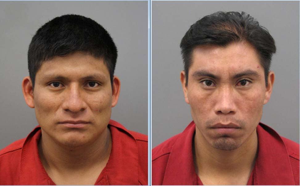 Alejandro Sanchez-Sanchez and Cesar Sanchez. (Henderson Police)
