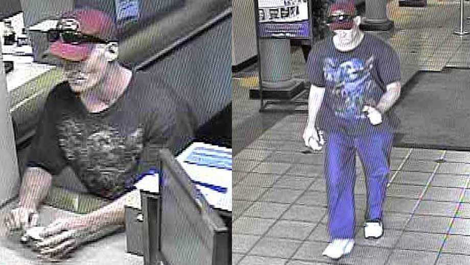 Police said a man robbed an east Las Vegas bank on Sept. 4, 2012. (LVMPD)