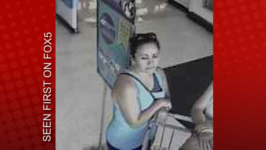 Scam suspect (Photo from LVMPD)