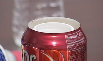 Containers of soda and chips have been used to hide drugs