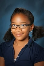 Faith Monet Love, 12, was killed in a deadly DUI crash last Halloween. (CCSD)