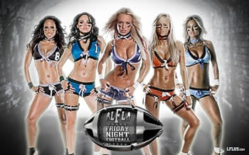 (Courtesy: Lingerie Football League/LFLUS.com)
