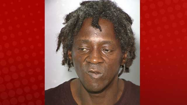 William Drayton a.k.a. Flavor Flav (Photo from LVMPD)