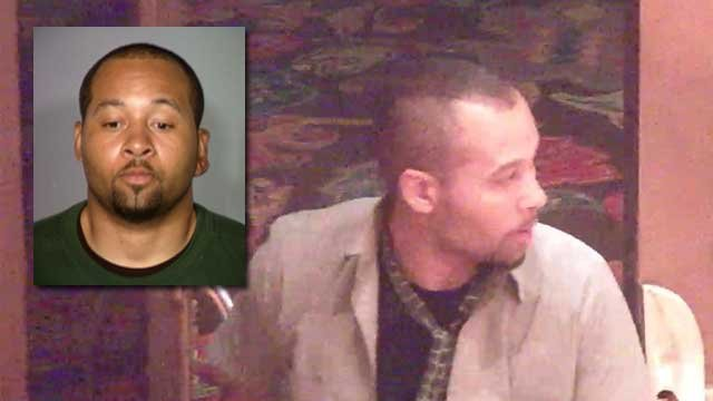 Akingide Cole was suspected of taking chips from the Venetian Casino. Police provided a booking photo of Cole from a previous arrest. (LVMPD)