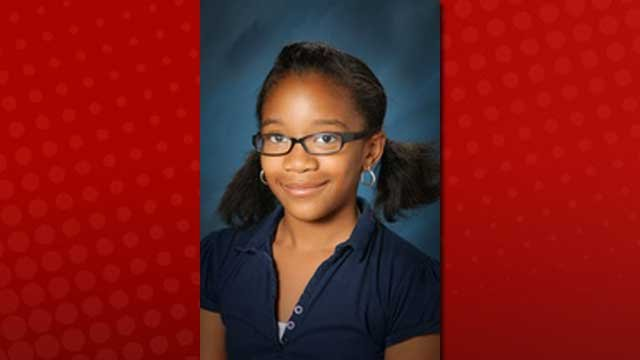 Faith Love, 12, died after being struck by a vehicle driven by Caramanica. (Photo provided by CCSD)
