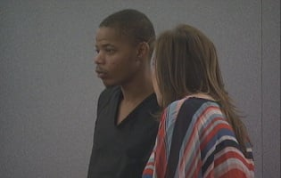 Gary Lee Hosey, Jr., in Las Vegas Justice Court.