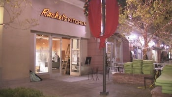 Rachel's Kitchen would likely lose its outdoor patio if the street proposal is passed