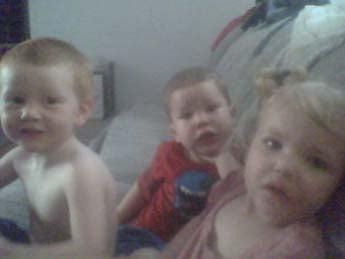 Three children perished in the fire. (Courtesy of Darlene Jones)