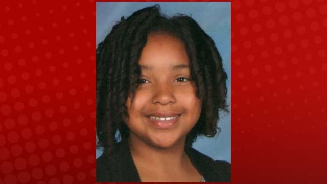 Jade Morris, 10, died some time after being picked up by family friend Brenda Stokes on Dec. 21, 2012, police said.