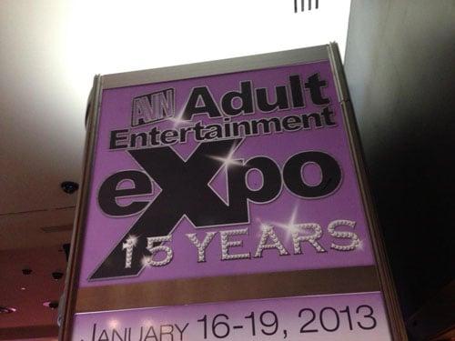 AVN is big business in Las Vegas. (Jason Westerhaus/FOX5)
