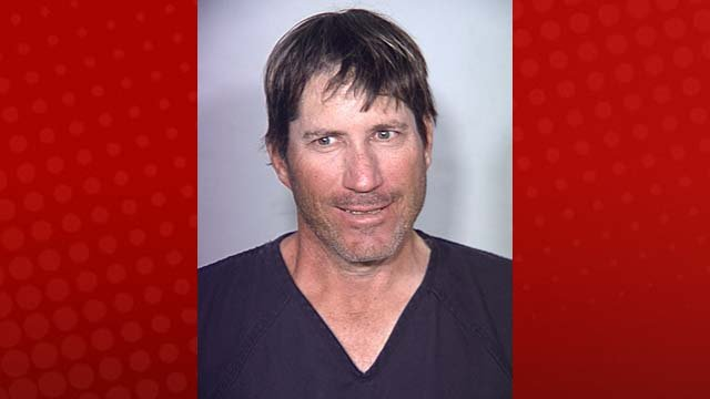 A mugshot of Wade Ridley. (LVMPD)