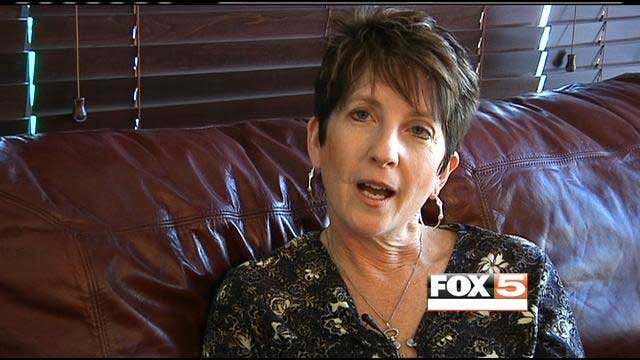 Mary Kay Beckman is still emotionally affected by the ordeal involving her fateful date with Wade Ridley.
