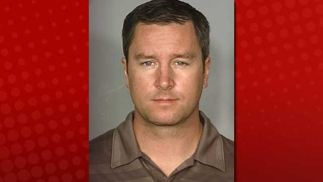 Michael McBain was arrested in August, 2012 on the child sex charges. (LVMPD)