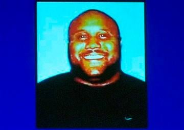 Christopher Dorner (AP Photo/Irvine Pol