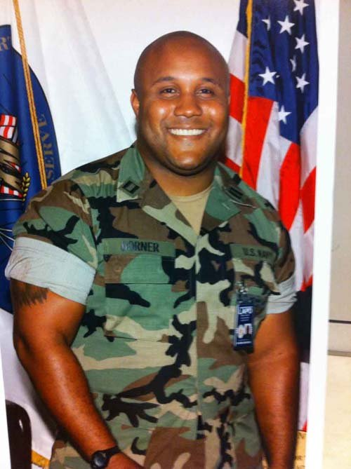 Christopher Dorner. (Courtesy: LAPD via CNN Wire)
