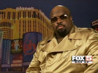 "Cee-Lo Green is slated to debut ""Loberace"" at Planet Hollywood on Feb. 27, 2013. (FOX5 FILE)"