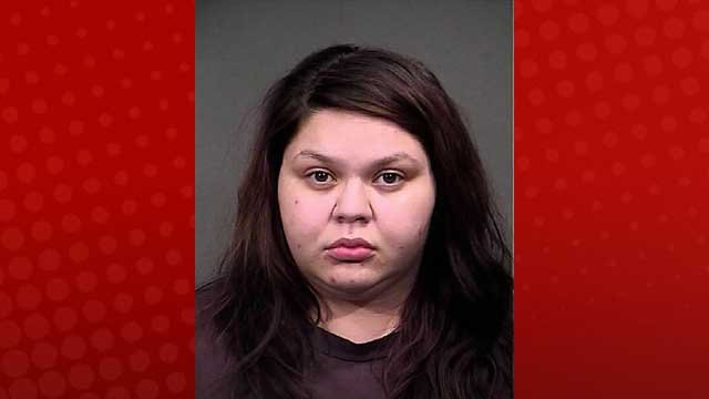 Kristina Lynn Pineda (Mohave County Sheriff's Office)
