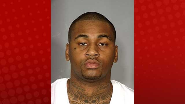 Ammar Harris faces three counts of murder for the Feb. 21, 2013 incident on the Las Vegas Strip. (LVMPD)