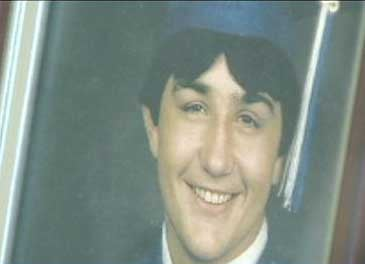 Raul Elizondo died in 1995 while on duty as a North Las Vegas police officer.