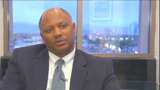 CCSD Superintendent Dwight Jones is slated to leave his post on March 22. (FOX5 FILE)
