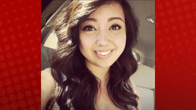 Alexis Monasterio, 17, died as a result of a hit-and-run incident on Charleston Boulevard on March 17, 2013. (Photo courtesy: Monasterio family)