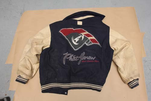 The victim's jacket. (LVMPD)