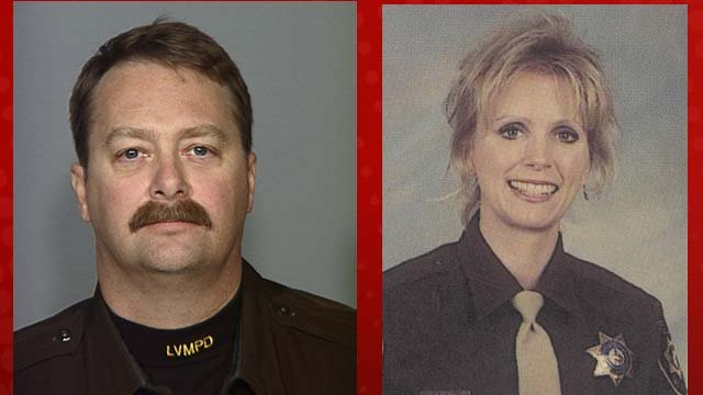 Hans Walters and Kathryn Michelle Walters. (LVMPD)