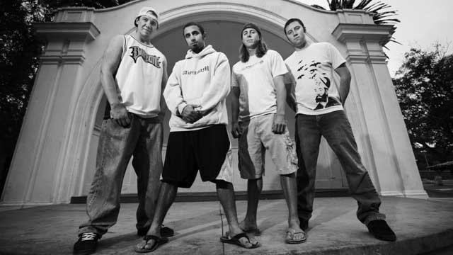 Reggae group Rebelution will co-headline a bill on Aug. 22. (Photo provided by Cosmopolitan of Las Vegas)