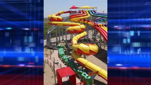 The Constrictor (Wet 'n' Wild Las Vegas)
