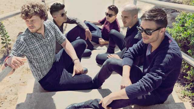 The Wanted (Photo provided by The Cosmopolitan of Las Vegas)