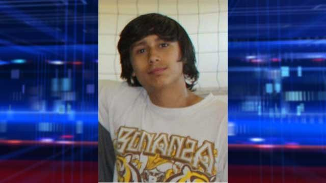 Marcos Arenas, 15, was killed when two suspects in an SUV fled with his iPad. (Photo provided by Allison Barnes)