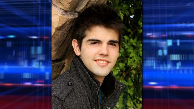 Andrew Sasse, 17, was expected to graduate in June from Bonanza High School. (Photo provided by the Sasse family)