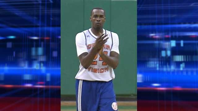 Former Bishop Gorman High School basketball star Shabazz Muhammad elected for the NBA after his freshman season at UCLA. (File/FOX5)