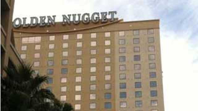 Golden Nugget confirmed its charging a $5 Fremont Street Experience fee.  (FILE/FOX5)