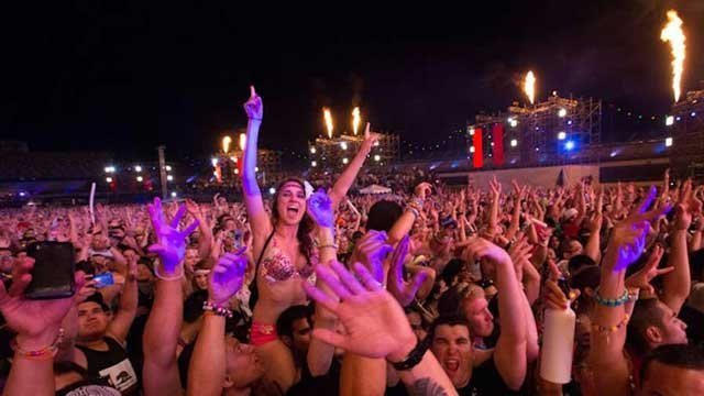 115K expected at Electric Daisy Carnival in Vegas