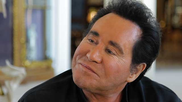 In this Friday, Nov. 12, 2010 file photo, Wayne Newton answers questions during an interview at his home in Las Vegas. (AP Photo/Julie Jacobson, File)