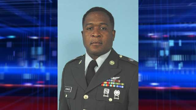 Sgt. Joseph Edwards served in the military for 11 years, according to the Nevada National Guard.  (Source: Nevada National Guard)
